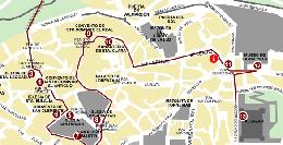 Renaissance Toledo Route